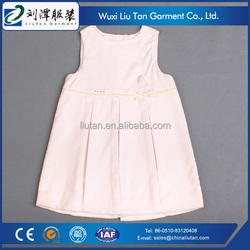 pink cocktail dress for children