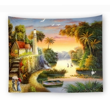 Digital Print Multi Color Indian Wholesale Suppliers Tapestry