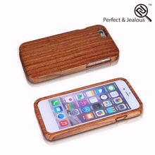 Ce fcc rohs certification Real wood cell phone case For Iphone 6