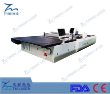 Cloth Cutting Machine Automatic Textile Cutting Machine Industrial Fabric Cutting Table