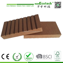 Wood Plastic Composite Decking Board for swimming pool