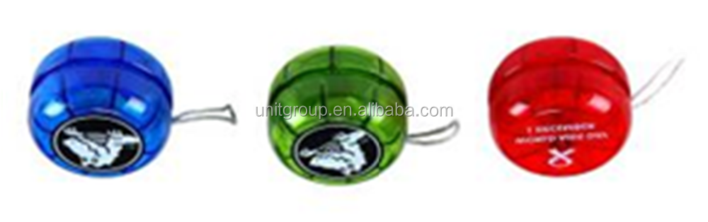 Hot selling Promotional Plastic cheap yoyo with logo printing