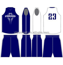 customized basketball shorts and jersey with two layers, reversible sets