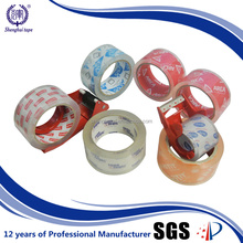 Bopp Packing High Quality Adhesive Custom Waterproof Super Clear Tape For Packaging