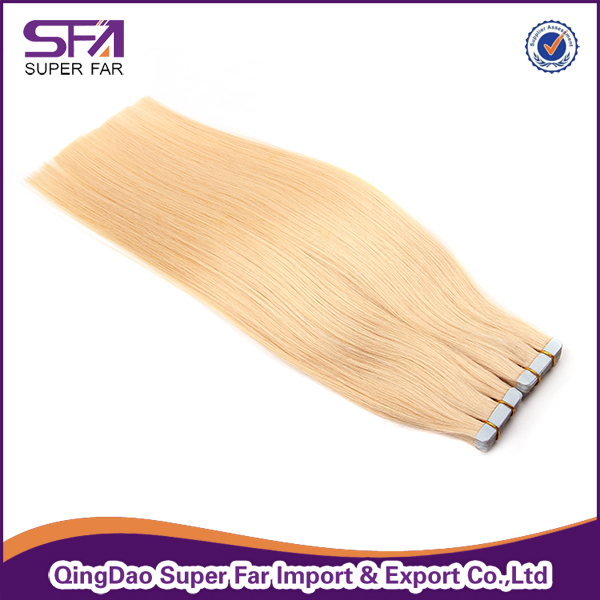 26 Inches Wholesale Brazilian Tape Human Hair Extensions