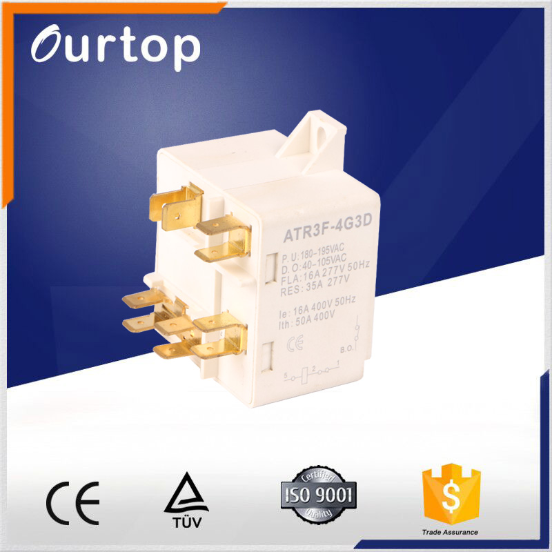 Motor Start Potential Relay Digital timer relay solid state relay with good price