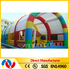 New design Jumping Combo inflatable castle tent for kids