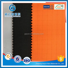 Cheap Price 50/50 Meta And Resistant Blended Fire Proof For Fireman Suits Fr Viscose Ripstop Fabrics Aramid Fabric