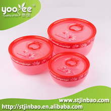 Kitchenware Shantou Yooyee New Product Water Tight Plastic Container