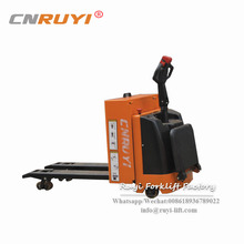 React quickly forklift type electric pallet truck