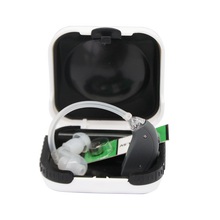 Balanced Armature Speaker Hearing Amplifier Touch-tone Style Open Fit Behind The Ear Hearing Aid Kit