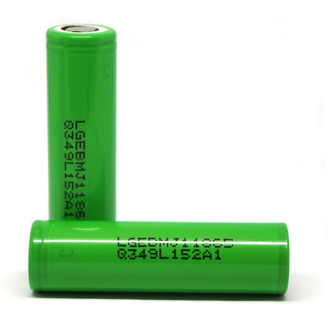 MJ1 3500 mAh 18650 lithium battery 3.6V power electronic cigarette electric toy power tool