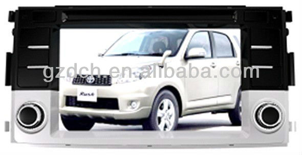 car dvd for TOYOTA RUSH 2006- / Second generation WS-9467