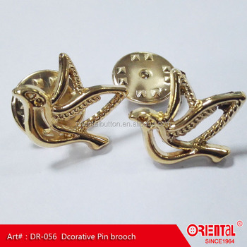 Good quality decorative Metal Pins