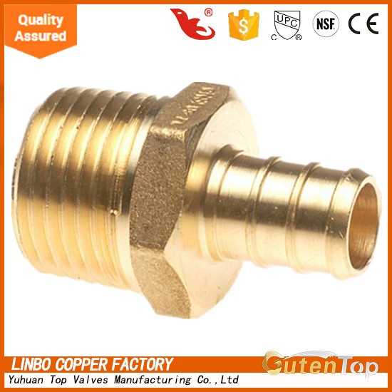 LB-GutenTop Coupling home depot online shopping Brass connector on brake lines