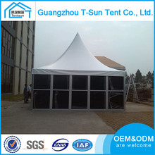 Guangzhou Big Hard Wall Pagoda Tent For Outdoor Party Events