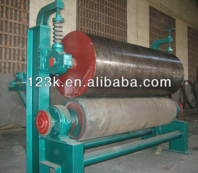 SMW series Asbestos cement roofing sheet making machine