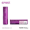 Efest good quality Rechargeable protected 3.7v 650mah icr 14500 li-ion battery for wholesale