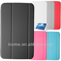 Slim Thin Leather Case Book Cover For Samsung Galaxy Tab 3 7.0 T210 P3200 P3210