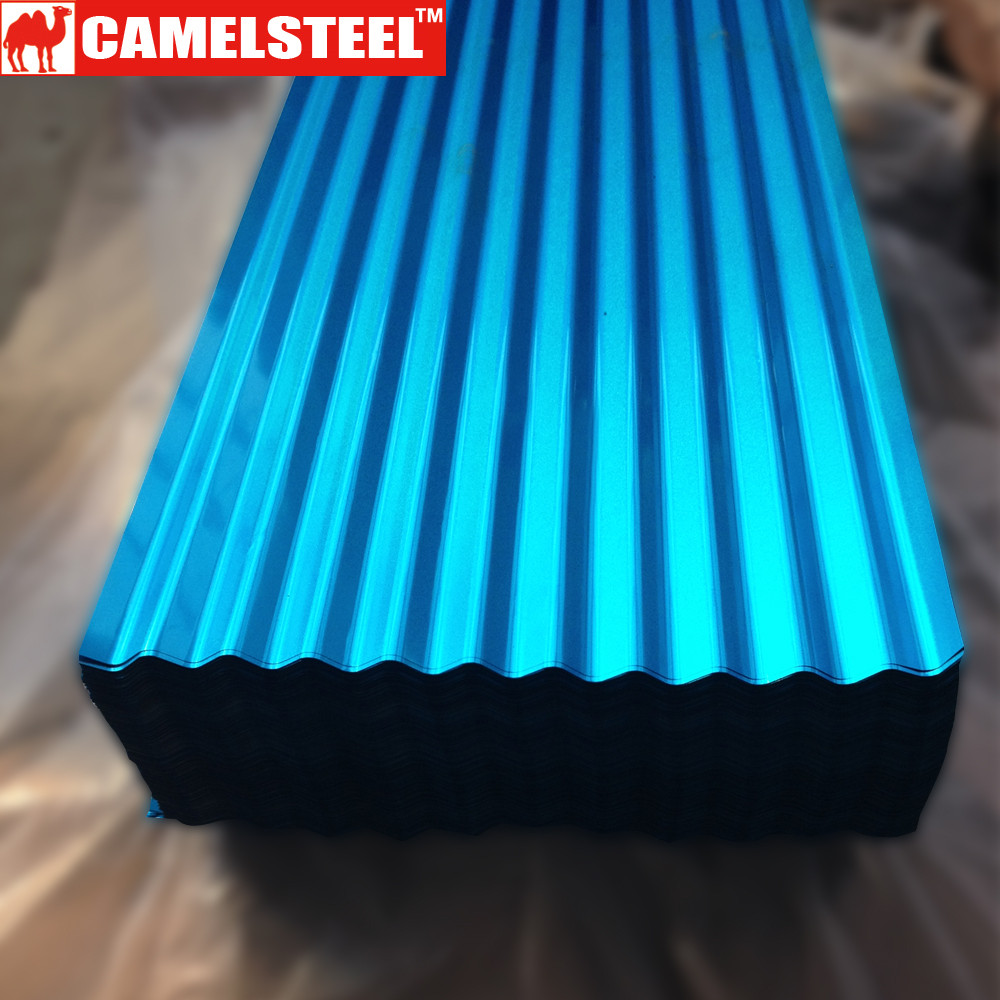 Camelsteel Prime Quality lightweight roof tiles for sheds