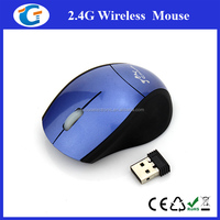 wireless usb optical super mini computer mouse