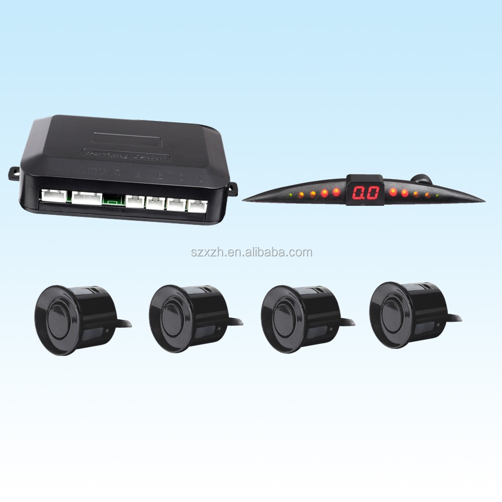 car radar detector with LED display 2 warranty