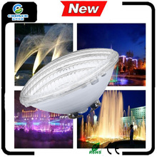 underwater outdoor lighting fountain lamp Par56 AC12V 25W IP68 350 led remote controler RGB led swimming pool light