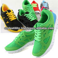 2ssg0306 mesh running athletic shoes