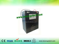 electric vehicle/scootor battery pack customized 72v 60Ah LiFePO4 Battery pack with BMS