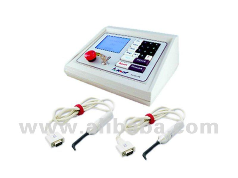2-channel Digital LLLT System for Laser Acupuncture and Auricular Laser Acupuncture.