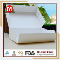 Hot selling paper sushi box from china, sushi food packaging paper box