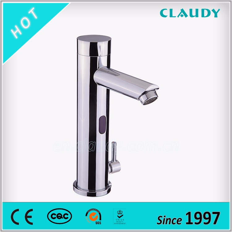 China Factory OEM CE Automatic Shut off Faucet with Mixer