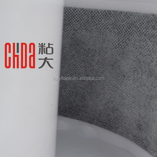 Non-woven butyl rubber high adhesion sealant