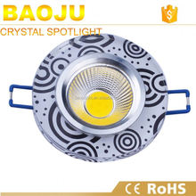 CE & RoHS for beautiful appearance with downlight housing led lux down light