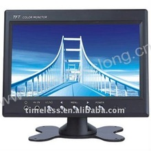 "7"" Headrest Monitor without Pillow"