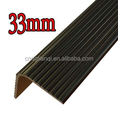 Sharp wall edge protection strip pvc plastic corner guards