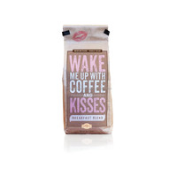 kraft paper coffee packaging bag, custom printed coffee bag wholesale