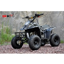 QWMOTO New ATV with reverse gasoline powered mini jeep atvs 150cc atv quad for adults