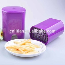 GW1 Free sample available pretty and colorful perfect fries french fry cutter