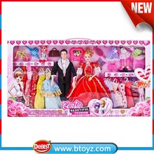 Pretend Play Game for Girl Dress up Toys