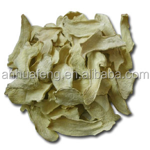 Dried ginger flakes the competitve price from the factory directly