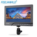 "7"" Full HD Camcorder Camera Field 800*480 HDMI/VGA Inputs Medical LCD Monitor"