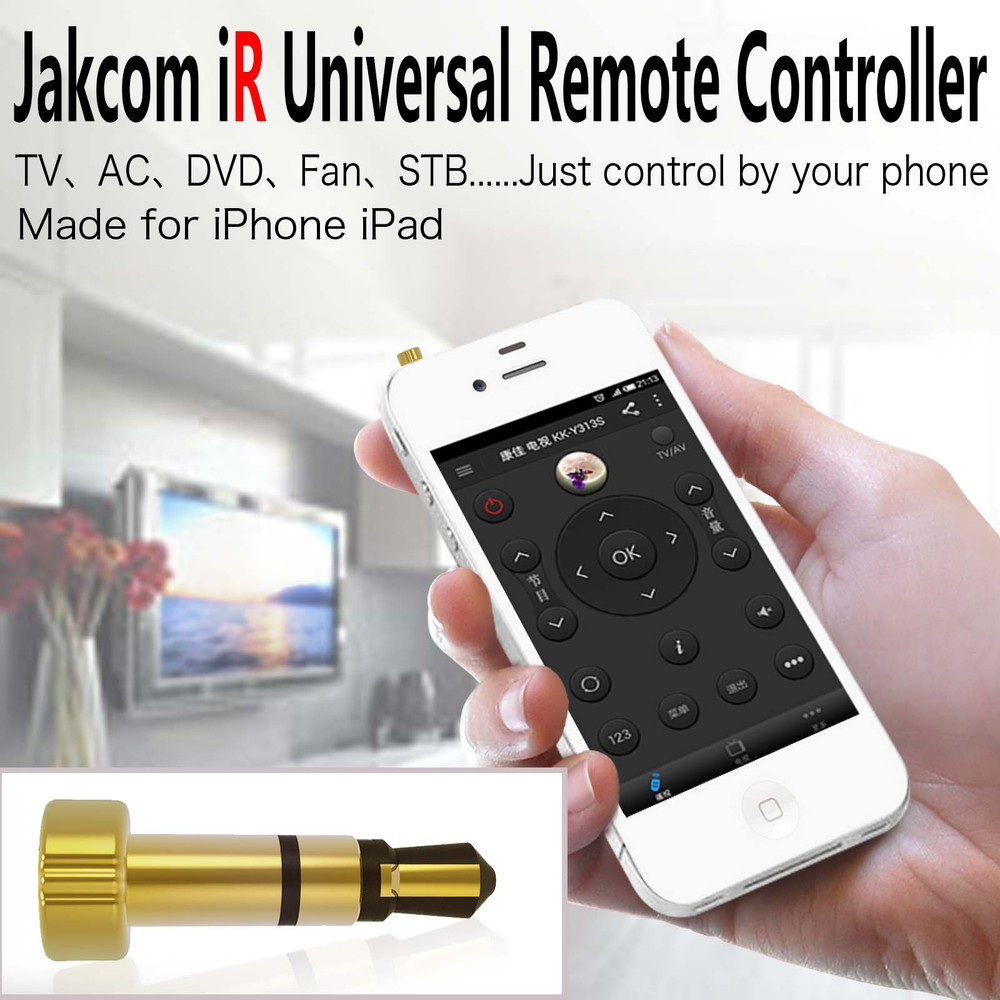 Smart Infrared Remote Control For Apple Device Electronic Components Supplies Sensors Job Vacancy Balaji Tambe Counter Strike