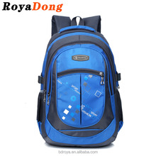 RoyaDong Brand Student Kids School Bags For Teenages Girls Boys Book Bag Nylon Backpacks