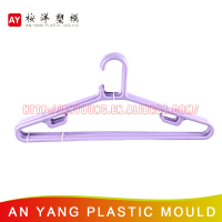 2016 Top Sale Multifunctional Non-slip Clothes Hanger Plastic