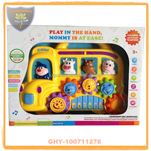Baby playing toy musical instrument car organ for sale