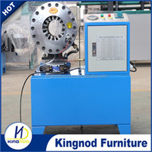 Heavy Duty CE Uniflex Finn Power high pressure steel Hydraulic Hose Crimping Machine For Sale