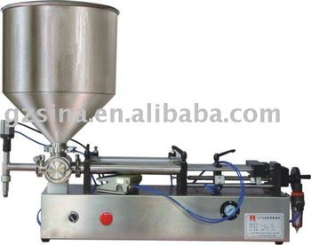 TVF semi-auto filling machine