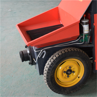 cement mortar pump machine/Portable concrete pump /mini condensate pump concrete pump for sale in uae
