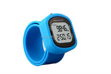 Digital fashion USB watches colors wearable devices pedometer
